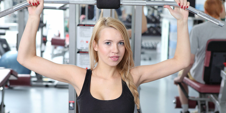 Some Common Myths That Keep Women From Weight Training