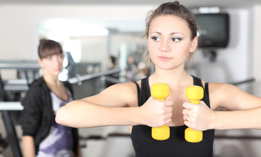 Womens exercise: The 5 Rs Principle