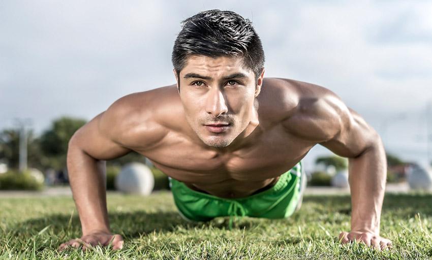 Fitness Training: Do the Exercises Correctly