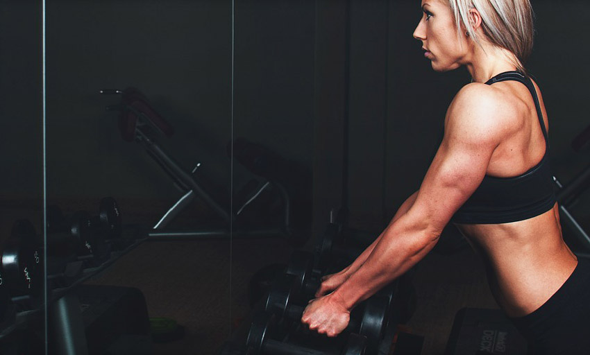 Arm Exercise For Great Arms!